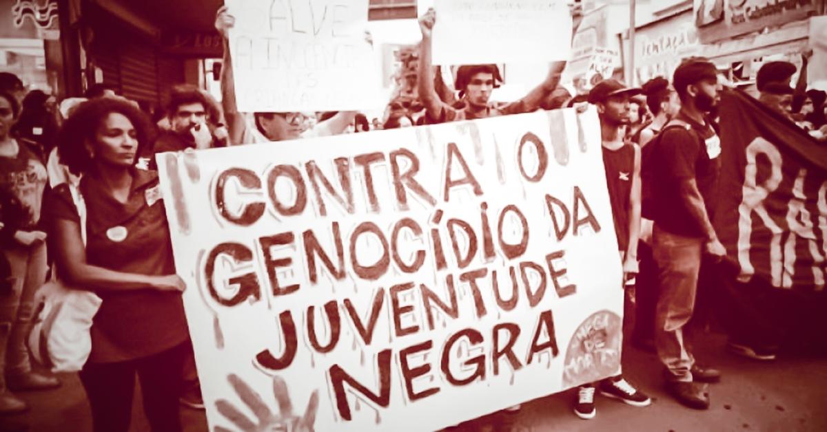 28 de abril é dia da negritude fazer greve geral